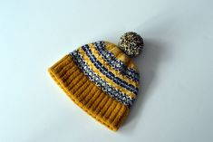 Ravelry: Anstruther Hat pattern by Erica-knits