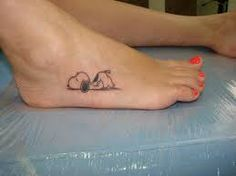 snoopy tattoo designs - Google Search
