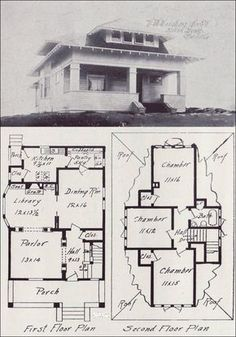 Hip Roof Bungalow Blueprint- okay, while we are dreaming - can we put in an upstairs :-)