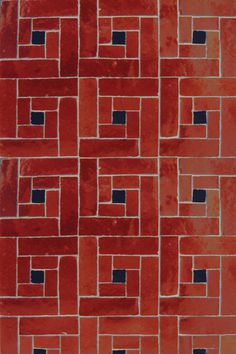 GEOMETRIC COMBO 05 | Our Zellige Patterns features 72 different designs. #zelligetiles #tiles #newterracotta #geometrictiles Textile Patterns, Color Patterns, Sherwood Pines, Red Tiles, Tile Trim, Hand Molding, Light Reflection, Texture Design, Crafty Projects