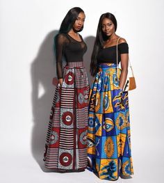 LA Shop these fab and skirts and more at our Pop Up! RSVP at zuvaapopupla.eventbrite.com // #africanprint #african #africanfashion #shopzuvaa #blackbusiness #buyblack