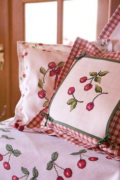 Kreuzstich - Kissen Design: Gerlinde Gebert Shop: www.gebert-handarbeiten.de