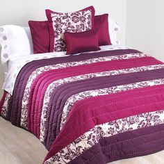 Imagen como se describe arriba Girls Quilts, Baby Quilts, King Comforter Sets, Bedding Sets, Designer Bed Sheets, Quilt Border, Quilting For Beginners, Quilt Patterns Free, Bed Covers