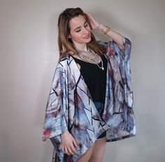 Dare to DIY: DIY - Cómo hacer un kimono sin coser