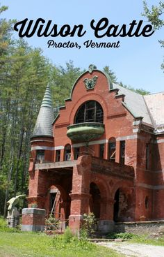Wilson Castle in Proctor Vermont - a look back at history. Check Travelocity #SummerInspiration #sponsored