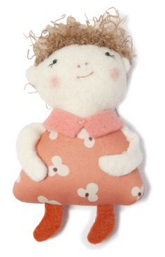 Pocket friends. Collection of toys Pocket Folks from Tumar Art Group. Felt-100% wool. Fabric-100% cotton. Machine and hand assembly. Filler - sintepon. Size: 5,5х10х2,5 cm