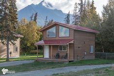 Our Cottages at Alaska Backcountry Cottages will make you feel right at home. Enjoy the many comforts found in our new cottages. Palmer Alaska, Cottages, Confident, Schedule, Backpack, Knowledge, Anniversary, Vacation, Adventure