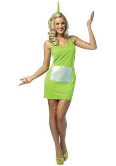 Teletubbies Costume Dipsy - Womens fancy dress  sc 1 st  Pinterest & 9 best Funny Fancy Dress images on Pinterest | Funny costumes ...