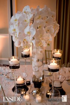 Floral Centerpieces | InsideWeddings.com