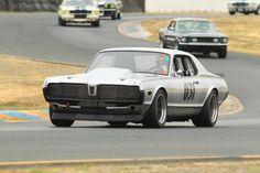 1968 Mercury Cougar Road Race                                                                                                                                                     More