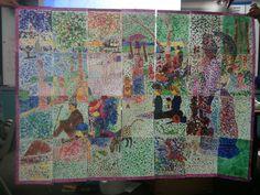 Pointilism Art for 28 kids $5