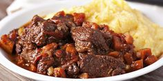 Cinghiale in Dolceforte (Tuscan Wild Boar Stew ) - Traditional Tuscan wild boar stewed in a rich chocolate sauce Wild Boar Recipes, Wild Game Recipes, Meat Recipes, Cooking Recipes, Dried Prunes, Pasta Sauce, Pork Dishes, Italian Recipes, Stew