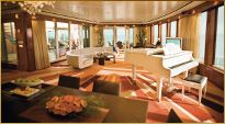 Garden Villa on board Norwegian Cruise Line