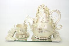 Tea pot cake. CakeSuppliesDepot.com