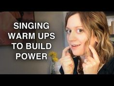 Warm Ups for Singing (Part 1) - the 2 Most Important Things you can Do Every Day / http://www.FreeVocalWarmups.com ----- Get audio downloads and more video d...