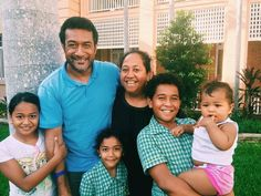 Meet Mele (and her beautiful family!): When I was going to college in Fiji I came across a YWAM team from Honolulu that did drama and performed. I was really challenged by their confidence since they were all around the same age I was. Not too long after I decided to do YWAM's Discipleship Training School (DTS) and I knew that my life would be in missions. In 1996 I was a part of a team that was active throughout the Olympic Games in Atlanta. It was there that I met my husband Netani. We…