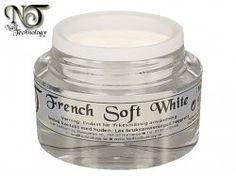 French Soft White Gel 15 ml : Nail Technology, nagelprodukter för professionellt bruk!