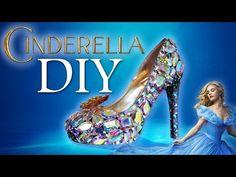 ▶ DIY Cinderella Glass Slipper - YouTube