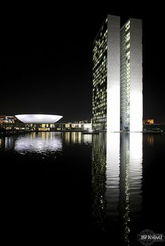 National Congress of Brazil  Brasília, Distrito Federal.