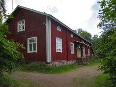 Niskalan päärakennus 1900-luvun alusta [Elina Nummi]