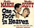 One Foot in Heaven starring Frederic March and Martha Scott, 1941