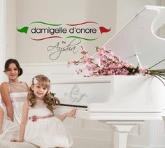 Damigelle D'onore By Aysha 2016 Collection...