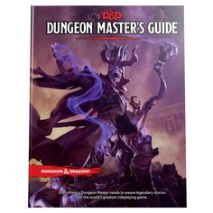 Dungeon Master's Guide (D&D Core Rulebook): Wizards RPG Team: 8601416371511