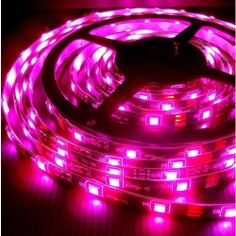 Metra 3 Meter LED Strip Light Pink IBLED-3MPK by Metra. $23.50. 3M Double Sided Tape. 60 LEDs per Meter. Color - Pink. 12V LED Strip Lights. Water Resistant. 12V LED Strip Lights 8mm Wide Water Resistant 3M Double Sided Tape 60 LED per Meter PinkType: CABLES & CONNECTORSUM: EachWarranty: 1 year from the invoice date.. Save 33%!