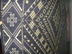 Когин и сашико в Amuse Museum - ВЫШИВКА САШИКО - традиции, теория и практика