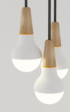 The Block Pendants, Scoop Light by Stephanie Ng Design