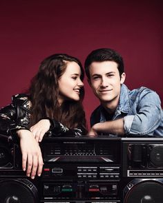Dylan Minnette and Katherine Langford - Variety photoshoot 2017 Thirteen Reasons Why Cast, 13 Reasons Why Reasons, 13 Reasons Why Netflix, Series Movies, Tv Series, Clay And Hannah, Film Serie, Ikon, Tv Shows