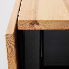 Solid wood is a durable natural material. A coffee table with drop leaves is easy to make larger or smaller according to your different needs. Drawer Rails, Drawer Fronts, Solid Pine, Solid Wood, Range Magazine, Wood Drawers, Natural Materials, Clear Acrylic, Storage Spaces