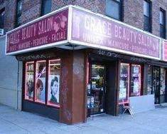 Grace Beauty Salon, 55 Audubon Avenue, Washington Heights, Manhattan