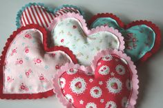 lovely little handmades: sweet {hearts}