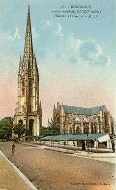 Carte postales anciennes Bordeaux