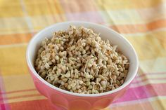Sprouting -  Seeds: alfalfa, brocolli, celery, clover, oats, radish, fenugreek, and sunflower. Grains: rye, wheat, buckwheat, barley, quinoa, millet, and rice. Legumes: lentils, kidney beans, navy beans, pinto beans, mung beans, and soy beans.