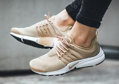 Nike Air Presto 'Beige' Linen (femme)