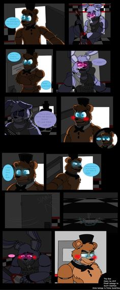 Ship Comic Fronnie Forever After Page 18 By Htf-Adti -9812