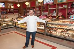 Tanya Foster | Carlo's Bakery opens in Dallas | http://tanyafoster.com