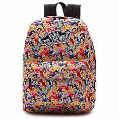 Vans Princess backpack!