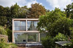The Hexagon, St Johns wood. Duggan Morris Architects