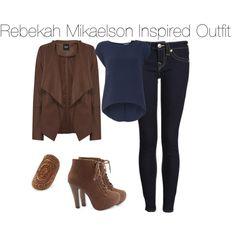 originals rebekahs outfit - Google Search