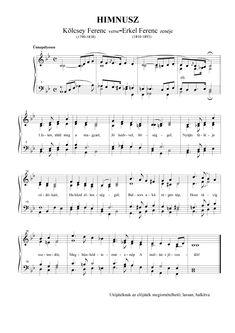 Kölcsey: Himnusz - kottával - diakszogalanta.qwqw.hu