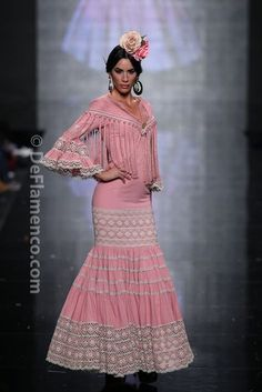 Fotografías Moda Flamenca - Simof 2014 - Hermanas Serrano 'Sueños' Simof 2014 - Foto 15