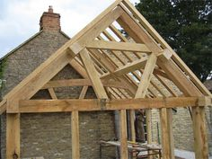 Image from http://www.timberstructures.net/images/timber-framing.jpg.