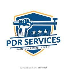 Find Paintless Dent Repair Logo Pdr Service stock images in HD and millions of other royalty-free stock photos, illustrations and vectors in the Shutterstock collection. Service Logo, Logos, Royalty Free Stock Photos, Logo