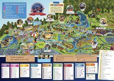 Ein Tag bei Beto Carrero World: Tipps für den Besuch des Parks Big Tower, Go Theme, Disney Parque, Cool Themes, Brazil, Around The Worlds, Adventure, Amusement Parks, Hot Wheels