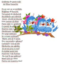 Kids Poems, Spring Crafts, Nursery Rhymes, Home Crafts, Languages, School Ideas, Songs, Creativity, Idioms