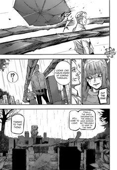 Read manga Toukyou Kushu:re 149 - Splitting Bamboo online in high quality