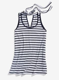 I would wear this tank.  I probably would size up though to make sure it was not form fitting.
